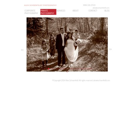 Alex Schoenfeldt Photography - San Francisco CA Wedding Photographer Photo 1