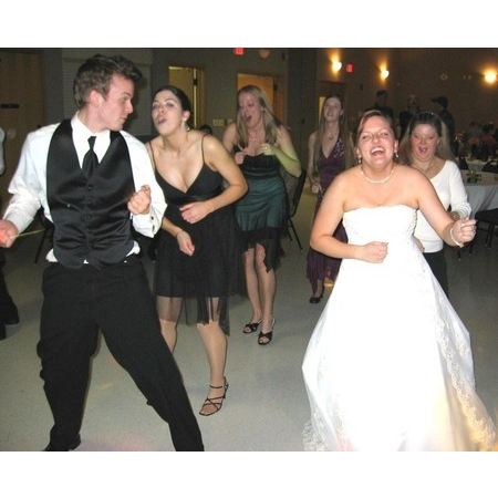 Stealth DJ's Mobile Disc Jockey Service - South Lyon MI Wedding Disc Jockey Photo 15