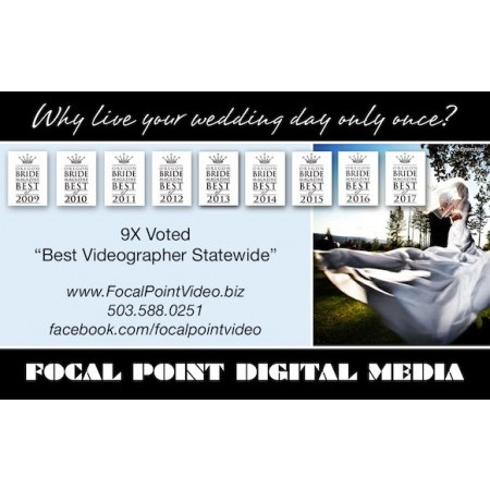 Focal Point Digital Media - Salem OR Wedding Videographer Photo 2