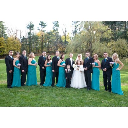 Roland Video and Photo Services - Dedham MA Wedding Photographer Photo 15