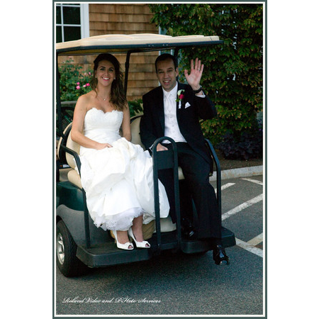 Roland Video and Photo Services - Dedham MA Wedding Photographer Photo 16