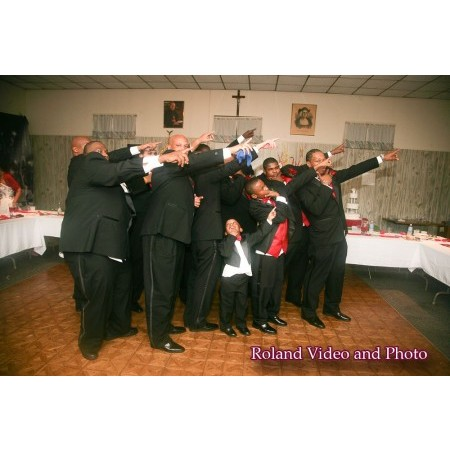 Roland Video and Photo Services - Dedham MA Wedding Photographer Photo 18