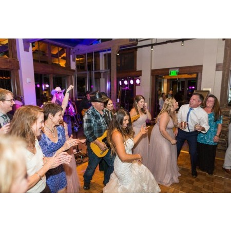 Narrow Gauge - Denver CO Wedding Reception Musician Photo 9