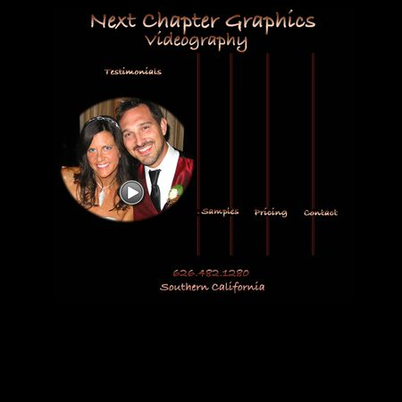 Next Chapter Graphics - Hacienda Heights CA Wedding Videographer Photo 1