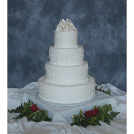 Creations By Laura - Union MO Wedding Cake Photo 22