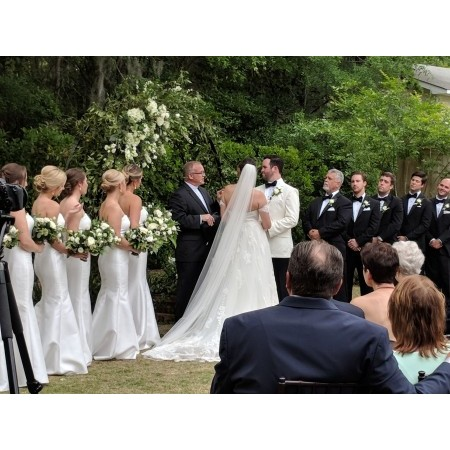 A Beach Wedding Minister - Weddings of Topsail - Wilmington NC Wedding Officiant / Clergy Photo 1