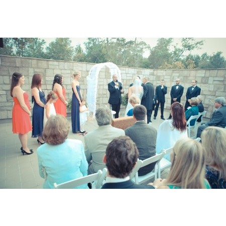 A Beach Wedding Minister - Weddings of Topsail - Wilmington NC Wedding Officiant / Clergy Photo 14