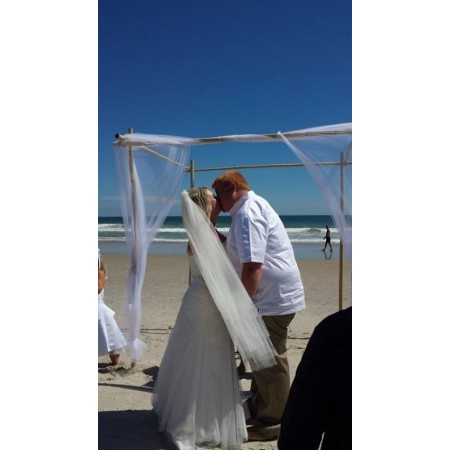 A Beach Wedding Minister - Weddings of Topsail - Wilmington NC Wedding Officiant / Clergy Photo 15