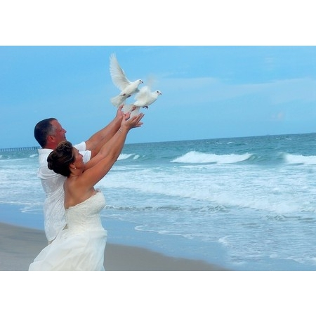 A Beach Wedding Minister - Weddings of Topsail - Wilmington NC Wedding Officiant / Clergy Photo 3