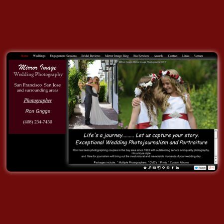 Mirror Image Wedding Photography - San Jose CA Wedding Photographer Photo 1