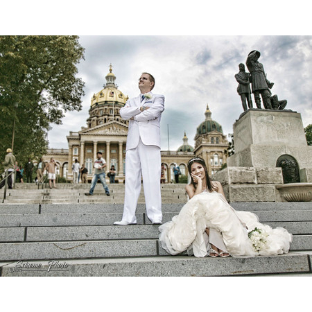 Extreme Photo - West Des Moines IA Wedding Photographer Photo 11