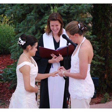 Colorado Commitments - Boulder CO Wedding Officiant / Clergy Photo 6