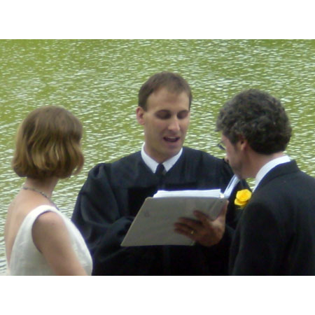 A Wedding Just For You - Buffalo NY Wedding Officiant / Clergy Photo 1