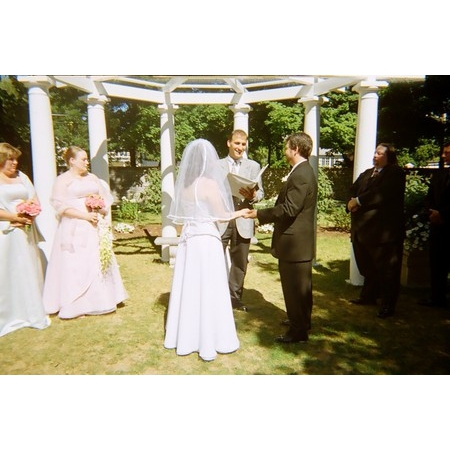 A Wedding Just For You - Buffalo NY Wedding Officiant / Clergy Photo 5