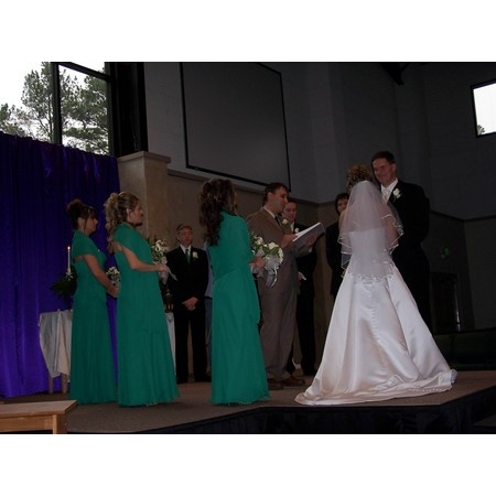 A Wedding Just For You - Buffalo NY Wedding Officiant / Clergy Photo 6