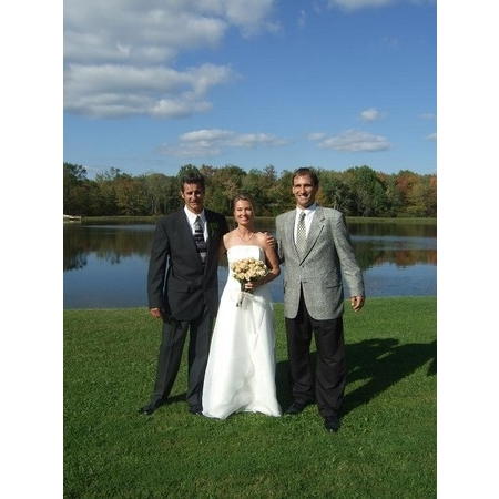 A Wedding Just For You - Buffalo NY Wedding Officiant / Clergy Photo 7