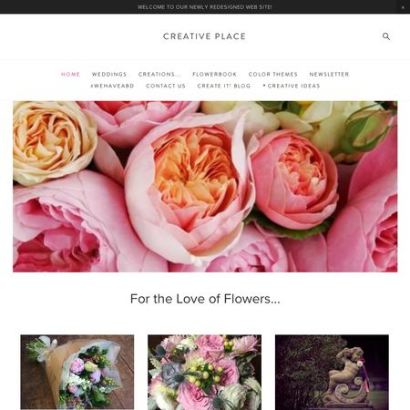 Creative Place... of Wethersfield - Wethersfield CT Wedding Florist Photo 1
