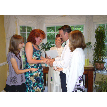 Carolina Wedding Officiant - Raleigh NC Wedding Officiant / Clergy Photo 2