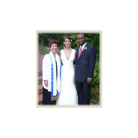 Carolina Wedding Officiant - Raleigh NC Wedding Officiant / Clergy Photo 4