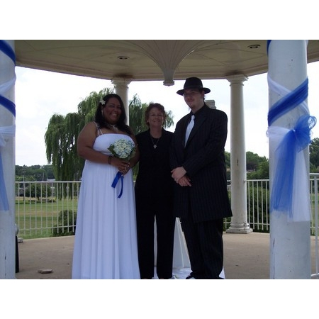Minister Sharon Winterling - Middle River MD Wedding Officiant / Clergy Photo 16
