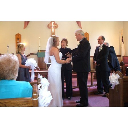 Minister Sharon Winterling - Middle River MD Wedding Officiant / Clergy Photo 4