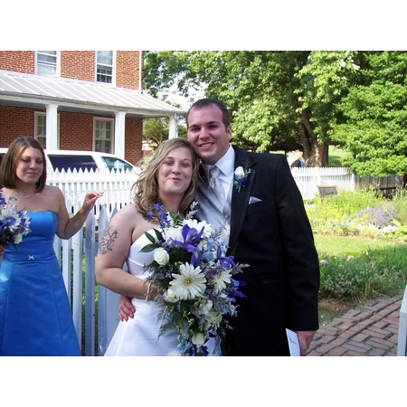 Minister Sharon Winterling - Middle River MD Wedding Officiant / Clergy Photo 6