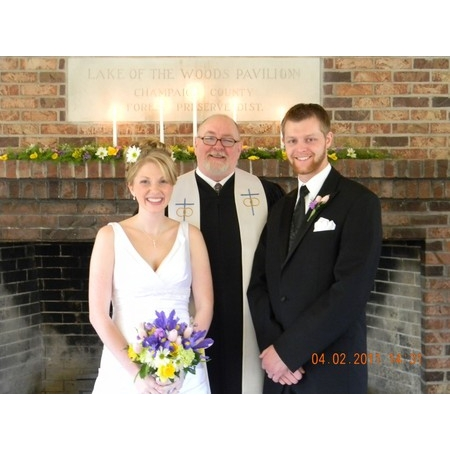 The Marrying Rev - Mattoon IL Wedding Officiant / Clergy Photo 2