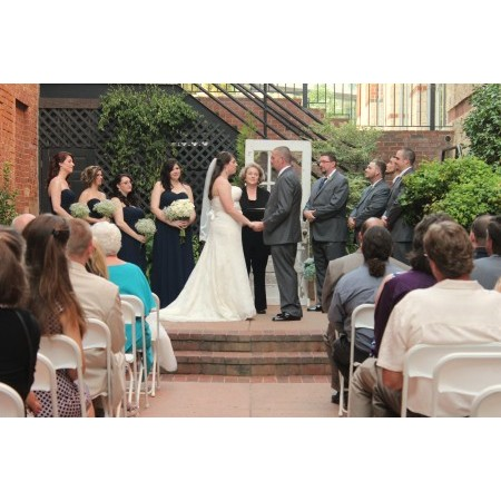 Brenda M Owen Wedding Officiant & Minister - Greenville SC Wedding Officiant / Clergy Photo 10
