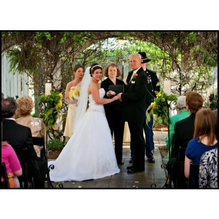 Brenda M Owen Wedding Officiant & Minister - Greenville SC Wedding Officiant / Clergy Photo 17