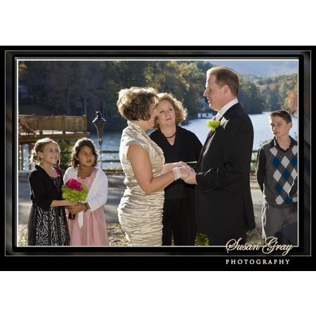 Brenda M Owen Wedding Officiant & Minister - Greenville SC Wedding Officiant / Clergy Photo 6