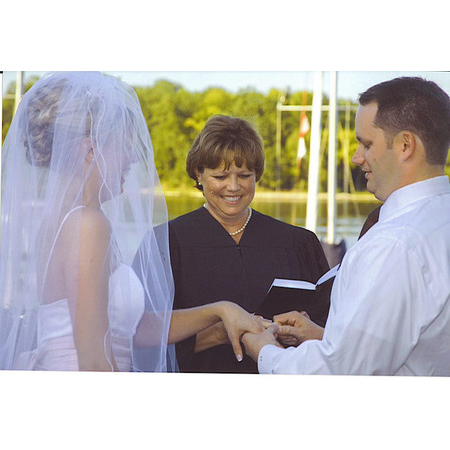 An Occasion to Remember - Edgewater MD Wedding Officiant / Clergy Photo 1
