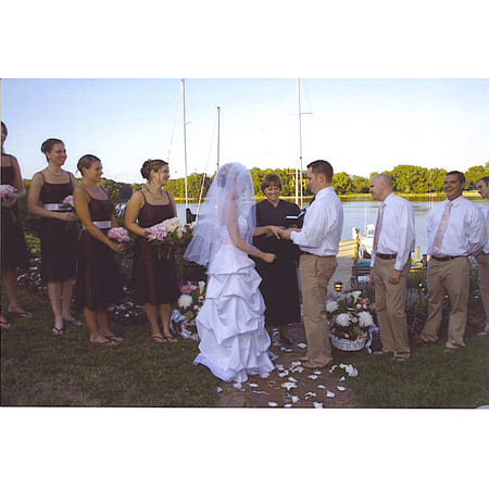 An Occasion to Remember - Edgewater MD Wedding Officiant / Clergy Photo 2