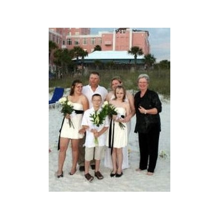 A Perfect Witness - Tampa FL Wedding Officiant / Clergy Photo 6