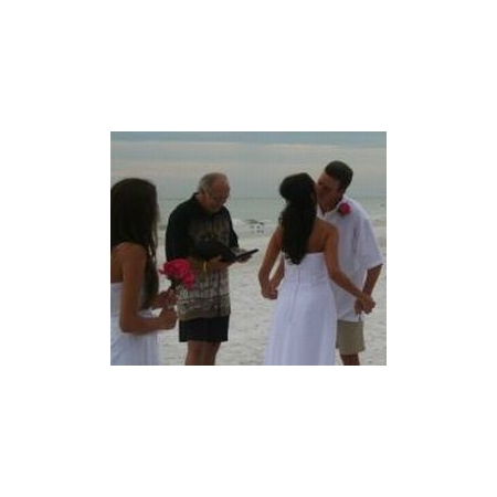 A Perfect Witness - Tampa FL Wedding Officiant / Clergy Photo 9