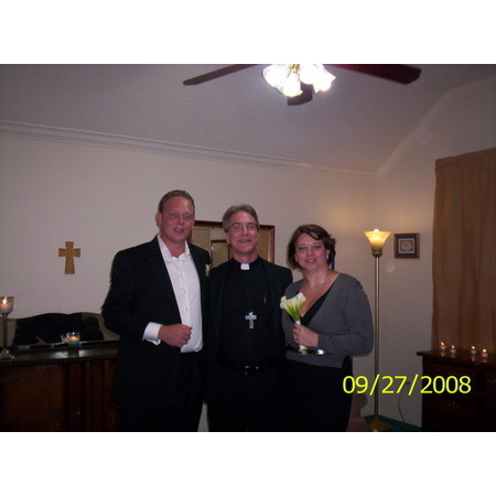 Certain Weddings - Rev. Dr. Certain - Plano TX Wedding Officiant / Clergy Photo 5