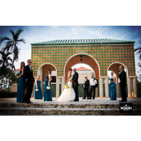 Miami Photo images by Carlos Osorio - Miami FL Wedding Photographer Photo 13