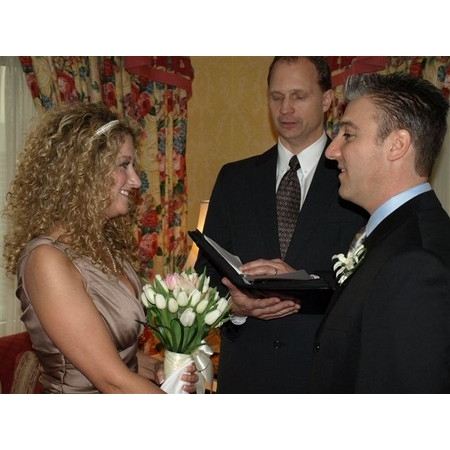 Wedding Day Officiant - Sycamore IL Wedding Officiant / Clergy Photo 2