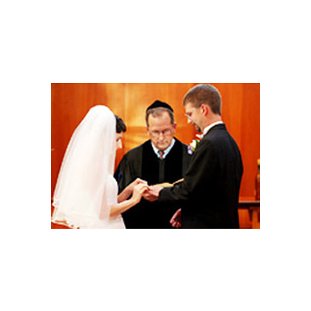 Rabbi Ronald Gerson - Athens GA Wedding Officiant / Clergy Photo 1