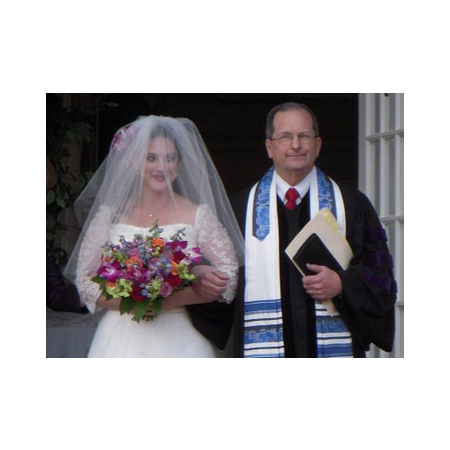 Rabbi Ronald Gerson - Athens GA Wedding Officiant / Clergy Photo 2