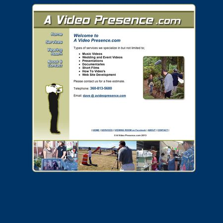 A Video Presence - Burley WA Wedding Videographer Photo 1