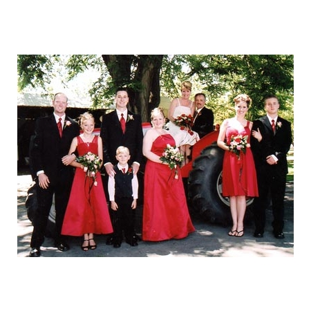 Minister On Wheels - Modesto CA Wedding Officiant / Clergy Photo 8
