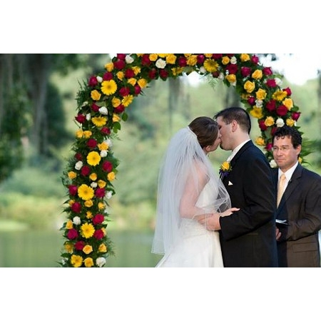 A Country Rose - Tallahassee FL Wedding Florist Photo 16