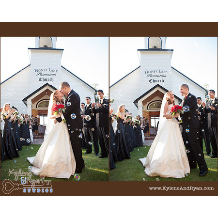 A Country Rose - Tallahassee FL Wedding Florist Photo 4