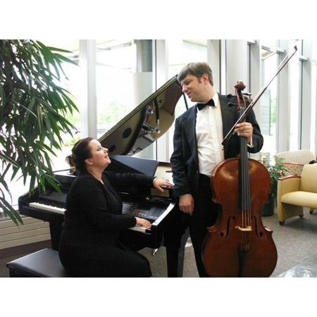 Music by Fine Arts Ensemble - New Orleans LA Wedding Ceremony Musician Photo 1