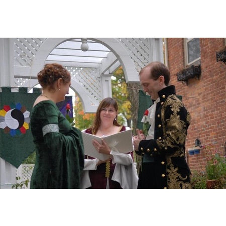 A Wedding by Sally - Ann Arbor MI Wedding Officiant / Clergy Photo 4