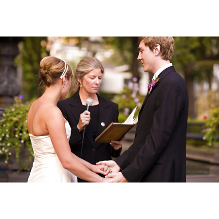 Custom Ceremonies by Positively Charmed - Minneapolis MN Wedding Officiant / Clergy Photo 1