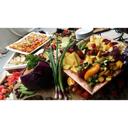 Sweet Basil Catering - Ferndale CA Wedding Caterer Photo 1