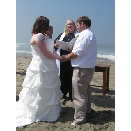 Wedding Officiant - Mary L. Browning - Seaside OR Wedding Officiant / Clergy Photo 1