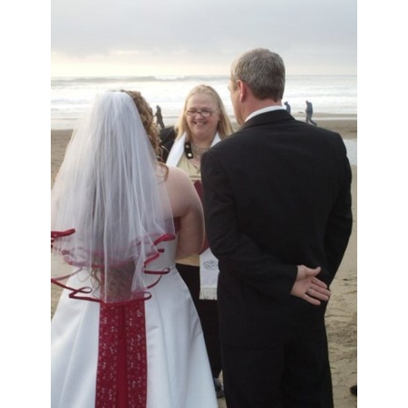 Wedding Officiant - Mary L. Browning - Seaside OR Wedding Officiant / Clergy Photo 10