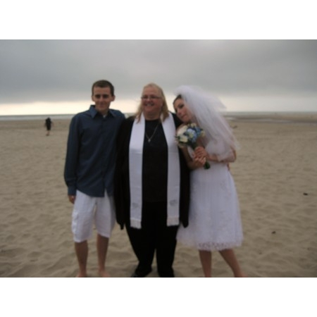 Wedding Officiant - Mary L. Browning - Seaside OR Wedding Officiant / Clergy Photo 16